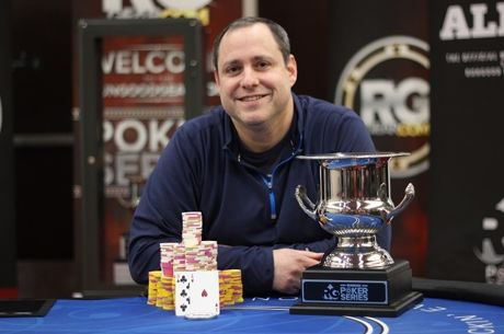 "David ""ODB"" Baker Wins Hard Rock Tulsa RunGood Poker Main Event For $29,154"