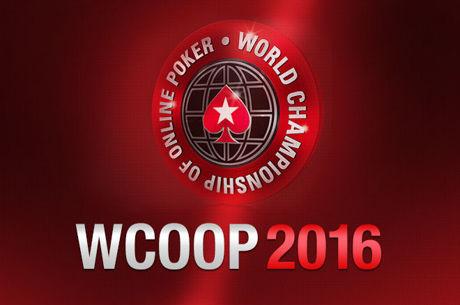 WCOOP 2016 - Recap Dag 9: Nederlanders & Belgen stellen teleur tijdens 'Dag 2'