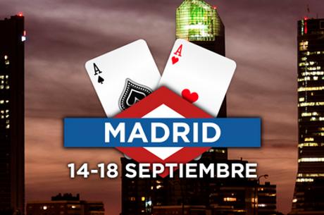 Comenzó el festival del Campeonato de España de Poker en Madrid
