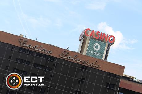 Etapa #3 ECT Poker Tour Arranca Hoje às 21:00 no Casino de Espinho