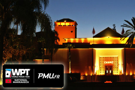 The 2016 PMU.fr WPT National Marrakech Main Event Kicks Off Sept. 30