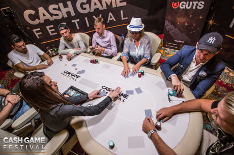 Highlights From the Cash Game Festival Bulgaria; Next Up London, Online and Tallinn