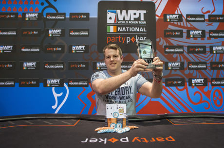 Richard Lawlor Wins the WPT National Ireland Main Event For €65,000