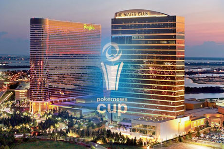The PokerNews Cup Starts Tomorrow at Borgata