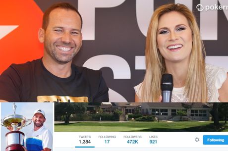 Calling the Clock mit Golf Pro Sergio Garcia