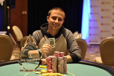 Ryan Van Sanford Wins 2016 PokerNews Cup Borgata for $68,676