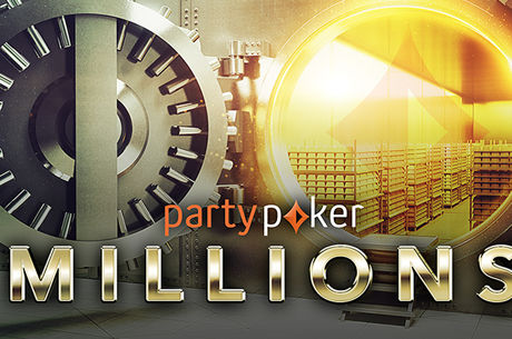 partypoker Announces £5M Guaranteed partypoker MILLIONS