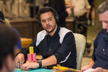 Colombian Pro Farid Jattin Leads the WPT Borgata Poker Open Final Six