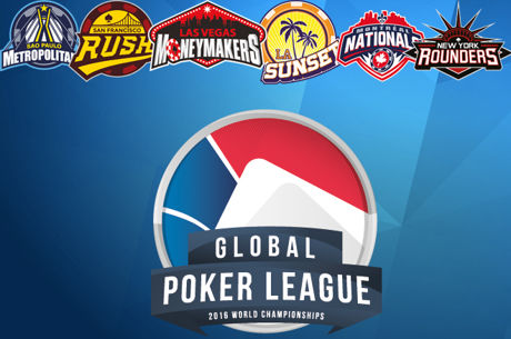 Global Poker League Week 9: Close Wins for Ladouceur, Kaverman and Jaffe in Americas Conference