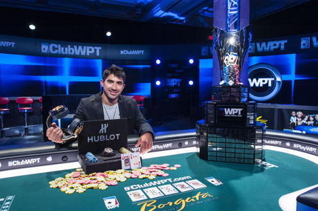 2012 WSOP ME Runner-Up Jesse Sylvia Wins the WPT Borgata Poker Open