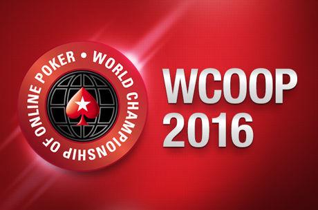 WCOOP pagrindinis turnyras: į antrąją varžybų dieną sugrįš du lietuviai