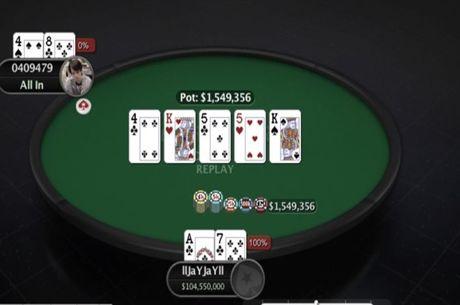 WCOOP pagrindinį turnyrą laimėjo Vokietijos internetinio pokerio profesionalas