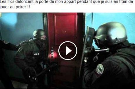 Twitch : YoH_Viral se fait contrôler par la police en direct