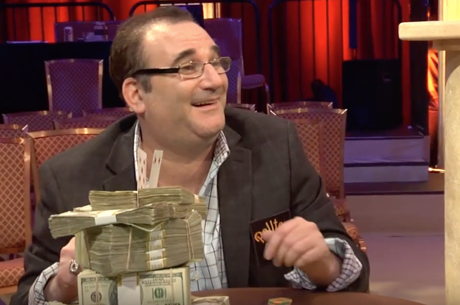 Throwback Thursday: Mike Matusow Wins NBC Heads-Up Poker Championship
