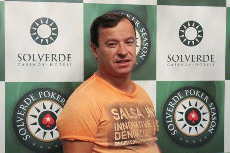 Espinho Poker Fest: Armando Ribeiro Lidera Mais 36 Jogadores ao Dia 2