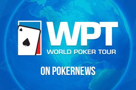 World Poker Tour National Valkenburg - Tonny van Eck chipleader bij laatste zestien