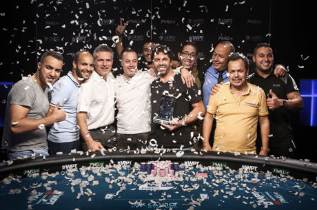 Hometown Hero Rachid Rami Wins the 2016 PMU.fr WPTN Marrakech for Almost $100,000!