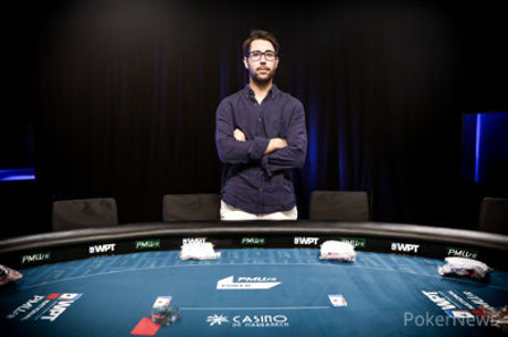 "João ""Pi"" Correia 7º no Main Event PMU.fr WPT National Marraquexe (€14.493)"