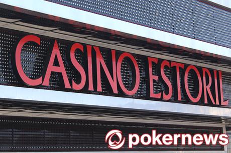 Calendário Main Event Casino Estoril 2016: 9 a 13 de Novembro
