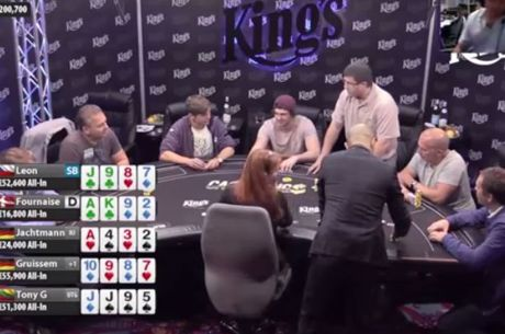 Family-pot de 200.700€ la King's Casino [VIDEO]