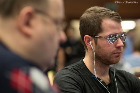 Jonathan Little Bets a Rivered Straight, Then Gets Raised: Call or Fold?