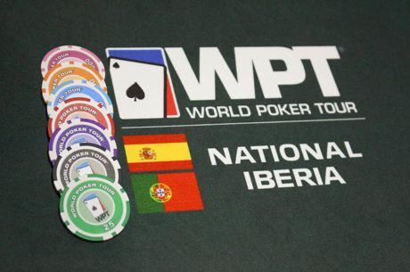 Satélites WPT National Iberia 7 e 8 de Outubro no Hotel Casino Chaves