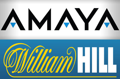 Amaya e William Hill Poderão Fundir-se Brevemente