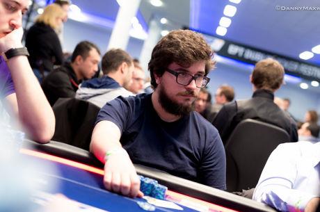 Sessão Hot para Francisco Oliveira, PupoStars 3º no Bounty $22