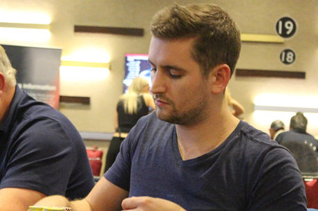 Brett Kennedy Leads As GUKPT Luton Reaches Its Final Day