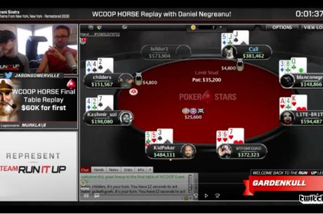 Daniel Negreanu Comenta a Sua Vitória no WCOOP #71 com Jason Somerville
