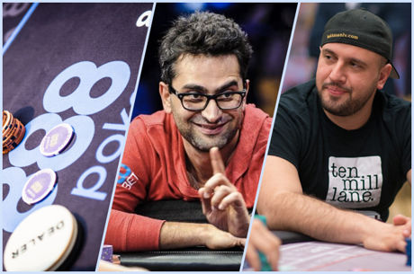 Antonio Esfandiari and Michael Mizrachi Coming to 888live London This Week