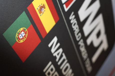 Main Event WPT: Nuno Cabral, Sousinha e  Phounder Lideram Dia 1A