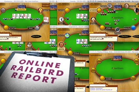 BERRI SWEET Foi o Melhor da Semana nos Cash Games High Stakes