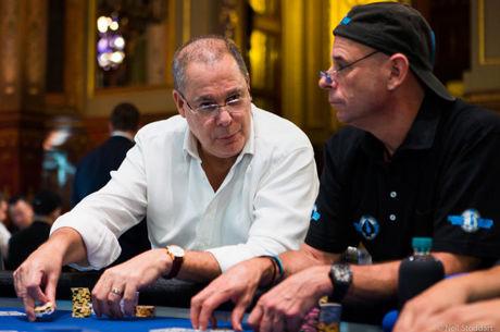 """Milijono eurų įpirkos """"One Drop"""": Po pirmosios žaidimo dienos pirmauja Alfred de Carolis"""