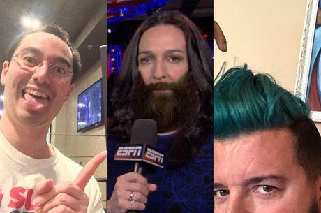 Tweet, Tweet, Bad Beat: Like a Boss, Cool Hair and Beard Up