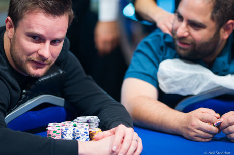 €1,000,000 One Drop Extravaganza: Andrew Pantling Leads Final Eight