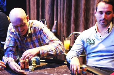 888Live London Poker Festival: Skipper Leads the Way on Day 1c