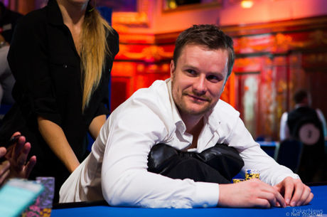 Andrew Pantling Lidera Mesa Final do €1.000.000 Big One for One Drop