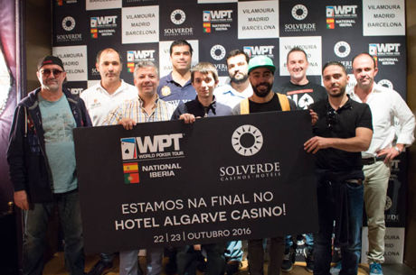 Carlos Queiroz Lidera 12 Lusos Rumo à Final do ME WPT National Iberia II