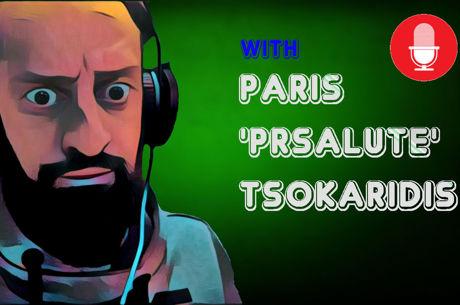"Podcast: The Heads Up Show με τον Πάρη ""prsalute"" Τσοκαρίδη"