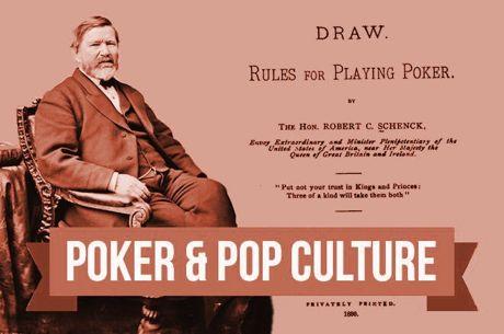 Poker & Pop Culture: The Congressman Who Wrote a Poker Book