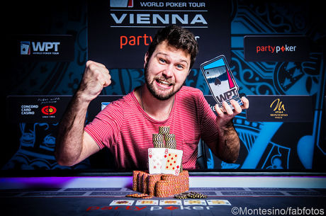 David Urban holt das WPT Warm Up im Montesino
