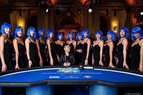 Daugiausiai pokeryje laimėjusių žaidėjų sąraše - Eltono Tsango šuolis per beveik 2,900...