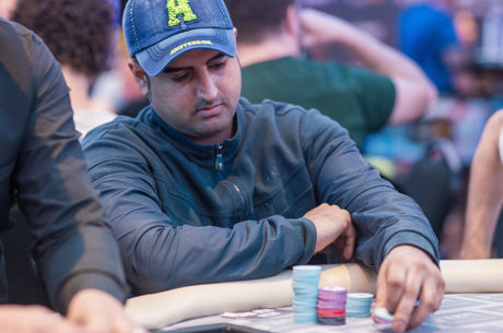 888live London Snapshot: Charles Chattha Goes to Work