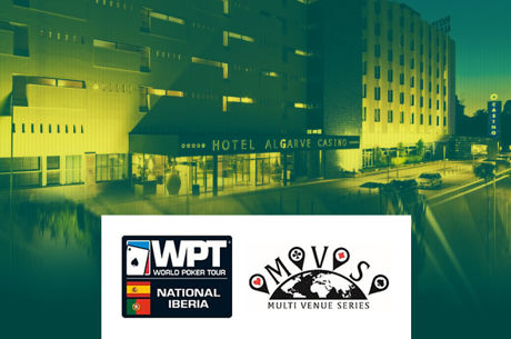 WPT National Iberia - Chip Count 24 Finalistas