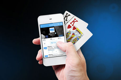 888poker Pushes Its Social Media Channels