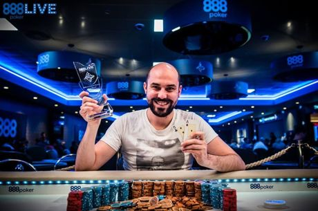 888live London in Full Swing: Eric Le Goff Wins the £2,000 High Roller, Scott and Hof Survive...