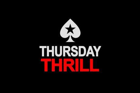 """Lietuvis laimėjo """"Thursday Thrill"""" turnyrą!"""