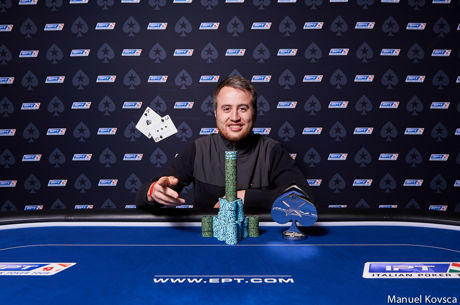 Dietrich Fast Wins the PokerStars EPT Malta €10,300 High Roller (€174,600)