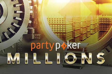 partypoker MILLIONS Guarantee Boosted to £6 Million